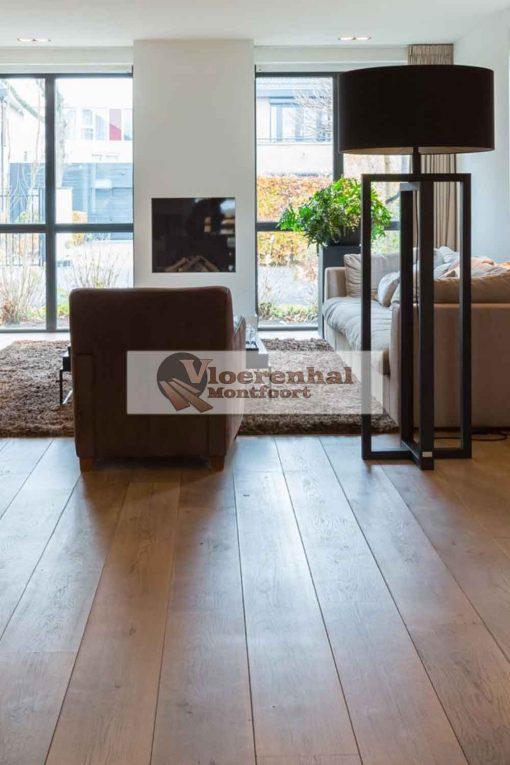 Vloerenhal Montfoort houten vloer in de woonkamer