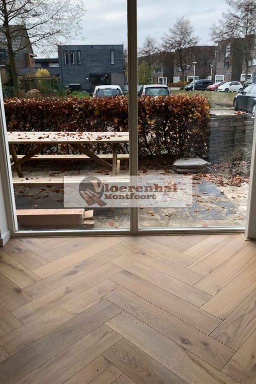 Vloerenhal Montfoort voorbeeld houten vloer